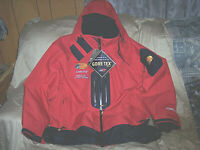 100 MPH Goretex Fishing Jacket 100 MPH Jacket Goretex Parka Mens XL Tall Parka