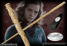 Harry Potter : Hermione Granger Character Wand Bacchetta Magica Noble Collection