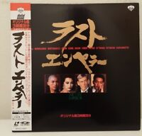 The Last Emperor (1987) (Uncut) [SF103-1567] Japan Laserdisc with OBI