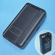 New Travel Wall External Dock Battery Charger For Samsung Galaxy Note 4 IV N9100