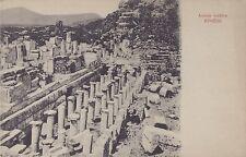 Ancien théâtre d'Ephèse Turquie Carte Postale