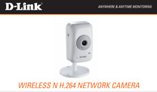 D-Link DCS-940L Wireless N H.264 Network Camera - FREE SHIPPING