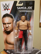 Samoa Joe WWE Series 79 New Action Figure