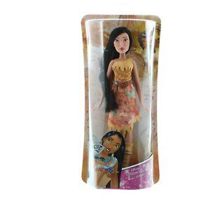 Pocahontas Disney Princess Royal Shimmer Doll Toy Ages 3+
