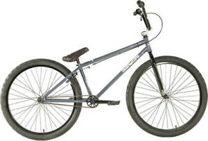 "COLONY Eclipse 26"" Gris Oscuro/Pulido 2021 Freestyle BMX Bicicleta"