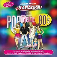 Various  - Poptastic Eighties (CD) (2004)