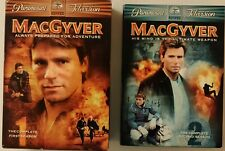MacGyver The Complete First and Second seasons on Dvd