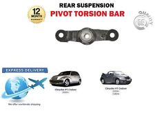 FOR CHRYSLER PT CRUISER 2.0 2.2 2.4 9/2000-  REAR SUSPENSION PIVOT LINK ARM BUSH