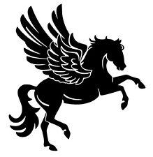 Pegasus vinyl car Decal / Sticker