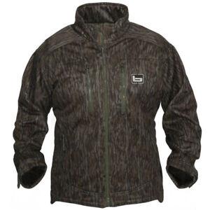 Banded Atchafalaya Jacket Wind & Water Resistant Coat Mossy Oak Bottomland Btml