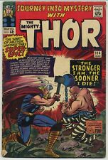 Journey Into Mystery 114 First Absorbing Man!