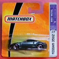 MATCHBOX 2008    NISSAN 350Z   M7384   NEU&OVP