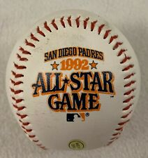 Commemorative 1992 All-Star Game Baseball San Diego Padres