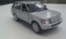 Range Rover Sport silver kinsmart TOY model 1/38 scale diecast Car present gift