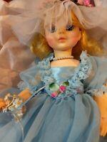 "NEW Madame Alexander Maid of Honor 1592 Vintage 14"" Doll w/ Original Box NICE!"