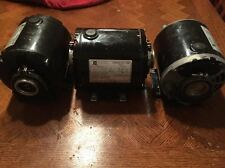 Emerson Carbonator pump motor 220 volt 1/4 hp 1425 rpm guaranteed paint missing
