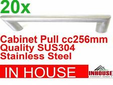 20XCabinetPull12x12H35CC256MM-SatinstainlesssteelSUS304