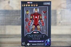 Marvel Legends The Infinity Saga Iron Man IRON MAN MARK III In Hand Sealed