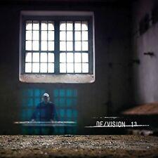 DE/VISION - 13 (DIGISLEEVE EDITION)   CD NEW+