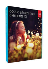 Adobe Photoshop Elements 15 Standard für PC/Mac
