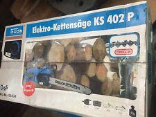 Güde Elektro Kettensäge KS 402 P Motorsäge 40 cm Oregon Schwert + Kette