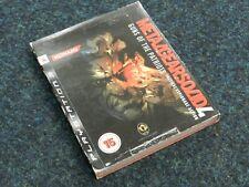 Konami Metal Gear Solid 4 PS3 Game Boxed  .