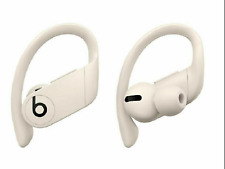 BEATS Powerbeats Totally Wireless Earphones Ivory White FREE UK DELIVERY!