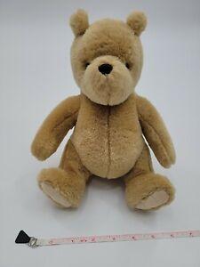 "Classic Winnie the Pooh Gund Plush Stuffed Animal 9"" great condition"
