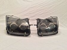 Mitsubishi 3000gt 1994-98 Glass OEM Headlights Robo Mod Excellent Condition