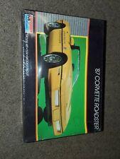 Monogram 1987 Corvette Roadster Indy Pace Car sealed model kit monogram 1:24