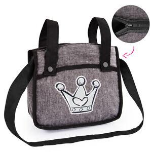 Puppenwagentasche Pflegetasche für Puppen Wickeltasche Beutel Umhängetasche  K14