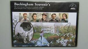 2013 Buckingham Covers - A Tribute to Vivien Leigh - Britt Ekland Signed Cover