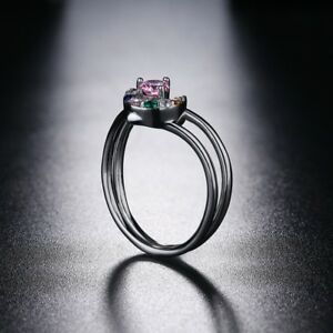 Sterling 925 Silver Engagement Ring
