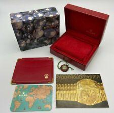 GENUINE ROLEX 69173 watch box case ladies 14.00.02  #121