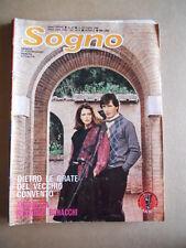 SOGNO Fotoromanzo n°25 1984 ed. Lancio  [G579]