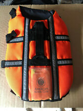 American Kennel Club Adjustable Life Jacket and Preserver for Dogs, small dogs