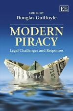 Modern Piracy: Legal Challenges and Responses, , Douglas Guilfoyle, Very Good, 2