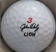 (1) JOHN DALY (LION - roaring distance) SIGNATURE LOGO GOLF BALL #3