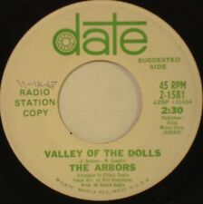 The Arbors Valley Of The Dolls Date Sunshine Pop Promo 45 You Are The Music