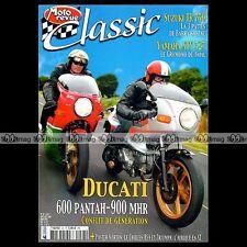 MOTO REVUE CLASSIC N°28-b DUCATI 600 PANTAH 900 MHR SUZUKI TR 750 BARRY SHEENE