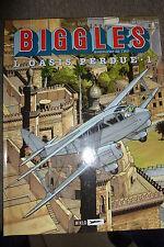 BD biggles n°15 l'oasis perdue tome 1 EO 2000 TBE aviation RAF