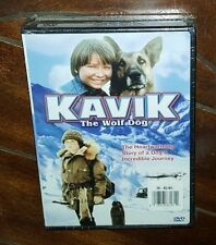Legend of Cougar Canyon & Kavik the Wolf Dog (2-DVD, 2006) Free Shipping!