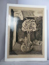 Graham Sutherland Early Etchings - Exhibition Catalogue 1993