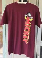 Disney Shirt Mickey Mouse Mickey & Co Admit One New