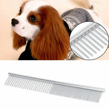 Durable Trimmer Grooming Long Brush Comb Hair Shedding Flea For Pet Cat Dog