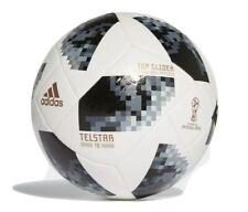 New Adidas World Cup 2018 Telstar Football Top Glider Soccer Ball Size 5