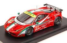 FERRARI 458 Italia Gt2 4.5L V8 Af Corse #61 Le Mans 2014 LOOKSMART 1:43 LSLM06