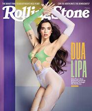 DUA LIPA - Rolling Stone Magazine - February 2021 - BRAND NEW - NO MAILING LABEL