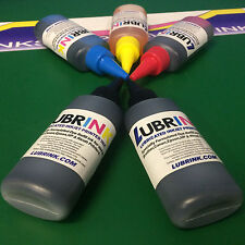 5 Printer Refill Lubr INK Bottle Canon Pixma ip7250 MG 5450 5550 5650 MX 725 925