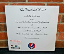 THE GRATEFUL DEAD - One from the Vault, Limited 3LP BLACK VINYL Tri-Fold Jacket